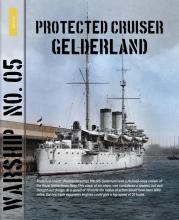 Jantinus  Mulder Protected cruiser Gelderland