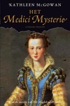 Kathleen  McGowan De Magdalena trilogie 3 : Het Medici mysterie