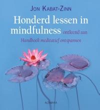 Kabat-Zinn, Jon Honderd lessen in mindfulness