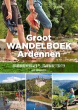 Julien  van Remoortere Groot Wandelboek Ardennen