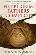 Jeroen  Windmeijer Het Pilgrim Fathers complot