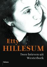 Etty  Hillesum TWEE BRIEVEN UIT WESTERBORK enkel per set van tien te bestellen