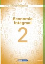 Paul Scholte Ton Bielderman, Economie Integraal havo Antwoordenboek 2