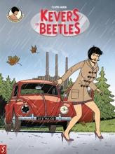 Olivier  Marin Kevers en Beetles