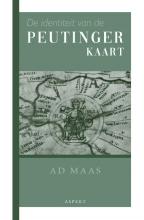 Ad Maas , De identiteit van de Peutingerkaart