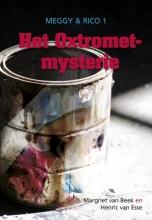 Henric van Esse Margriet van Beek, Het Oxtromet-mysterie meggo & Rico 1