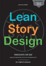 Gerjon Zomer , Lean Story Design drieluik (zwart-wit)