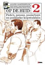 Aloys  Oosterwijk Op de huid 2 - Rechtbankillustraties