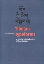 Jo De Baerdemaeker , Tibetan typeforms
