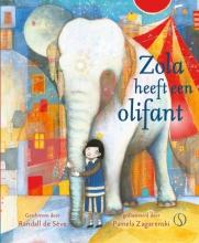Randall De Sève , Zola heeft een olifant