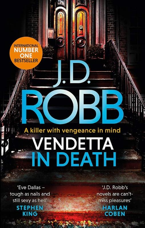 J. D. Robb,Vendetta in Death