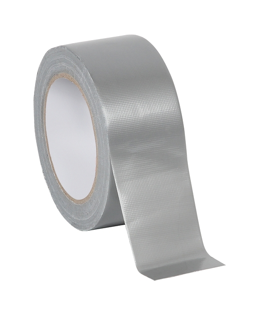 ,Plakband Quantore Duct Tape 48mmx50m zilver