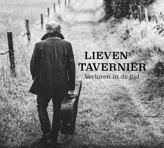 ,Lieven Tavernier - verloren in de tijd(cd)