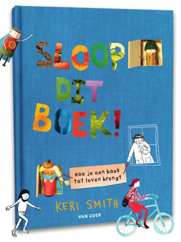 Keri Smith,Sloop dit boek!