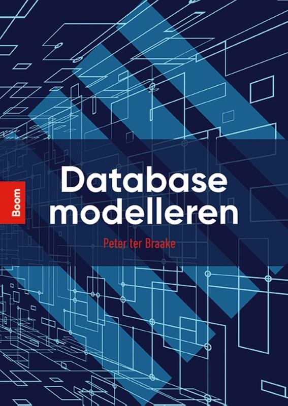 Peter ter Braake,Database modelleren