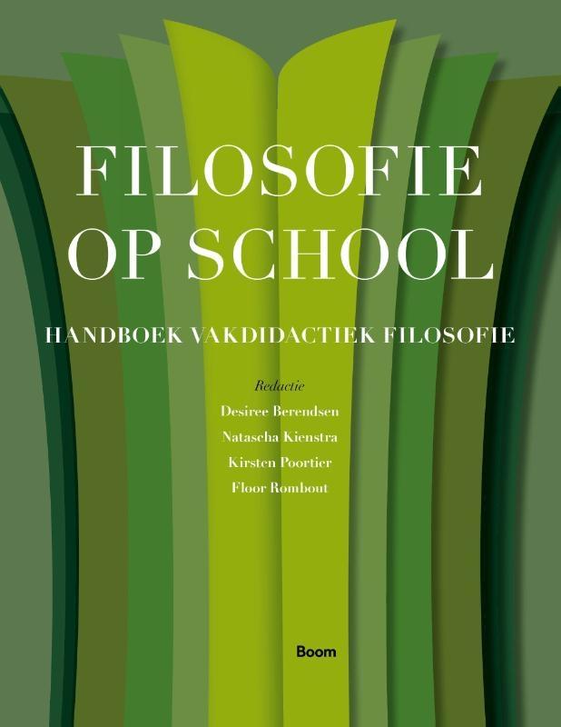 Natascha Kienstra, Desiree Berendsen, Kirsten Poortier, Floor Rombout,Filosofie op school