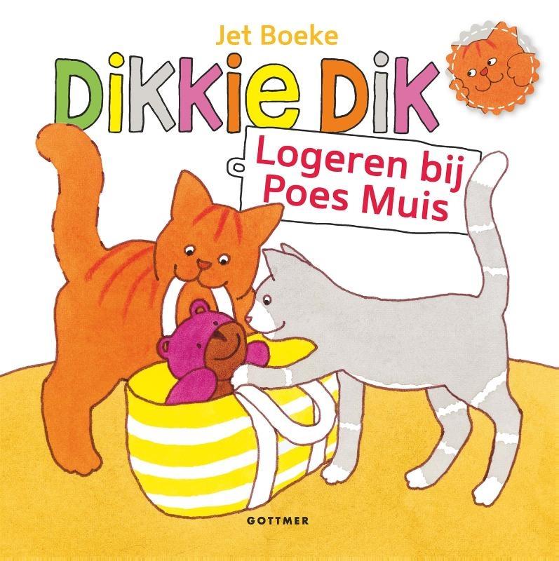 Jet Boeke,Logeren bij Poes Muis