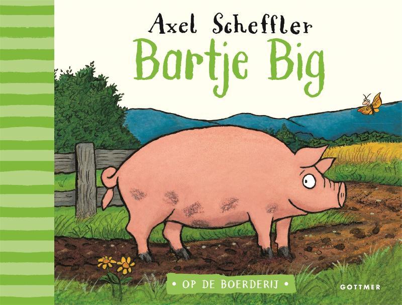 Axel Scheffler,Bartje Big