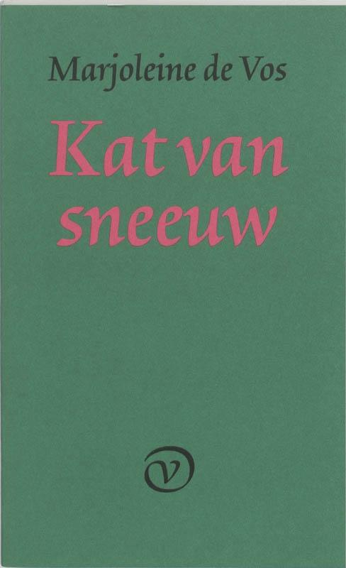 M. de Vos,Kat van sneeuw