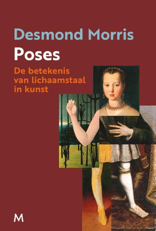 Desmond Morris,Poses