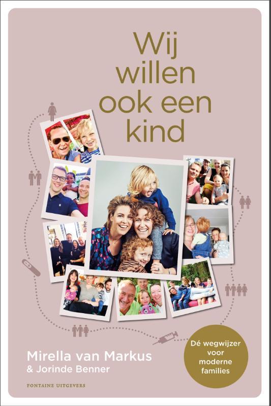 Mirella van Markus, Jorinde Benner,Wij willen ook een kind