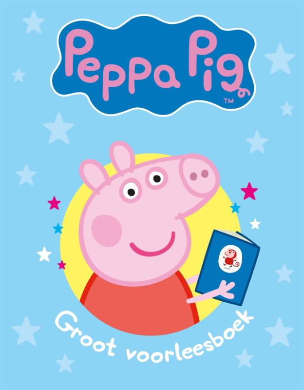 Nevil Ashley,Peppa Pig - Groot voorleesboek