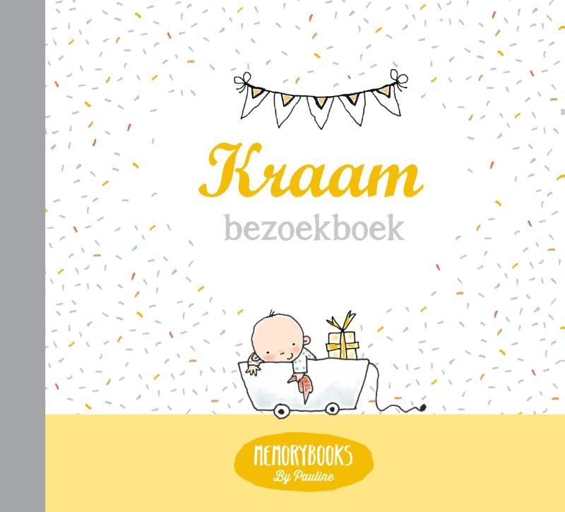 Pauline Oud,Kraam bezoekboek