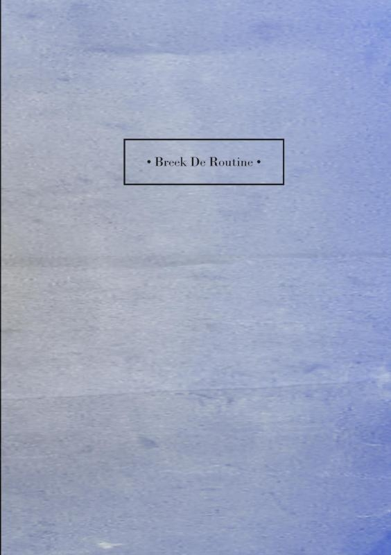 P.J. Hession,Breek De Routine