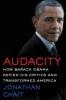 <b>Chait, Jonathan</b>,Audacity