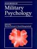 Gal, Reuven,Handbook of Military Psychology