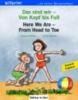 Böse, Susanne,Das sind wir - Von Kopf bis Fuß. Kinderbuch Deutsch-Englisch