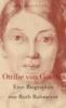 Rahmeyer, Ruth,Ottilie von Goethe