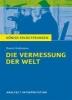 Kehlmann, Daniel,Die Vermessung der Welt von Daniel Kehlmann.