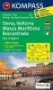 ,Siena - Volterra - Massa Marittima - Rocca Strada - San Galgano 1 : 50 000