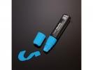 ,krijtmarker Sigel 5-15mm afwasbaar blauw