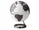 ,globe Bright Charcoal diameter30cm kunststof voet met verlichting