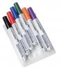 ,Viltstift Legamaster TZ1 whiteboard rond assorti 1.5-3mm 6st