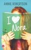 Annie  Robertson,I love Nora