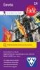 ,Falk/VVV City map & more 14 Gouda 1e druk recente uitgave