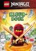 ,<b>LEGO NINJAGO Kleurboek</b>