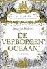 Johanna  Basford,De verborgen oceaan kaartenboek