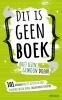 <b>Kersin  Kempf</b>,Dit is geen boek