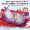 <b>Anna Kemp & Sara Ogilvie</b>,Neushoorns eten geen pannenkoeken
