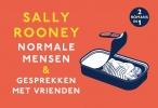 <b>Sally  Rooney</b>,Normale mensen + Gesprekken met vrienden