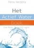 Rinno  Heidstra,Het actief water boek