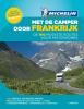 Met de camper door Frankrijk,De 75 mooiste reisroutes voor motorhomes