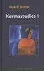 <b>Rudolf  Steiner</b>,Karmastudies 1