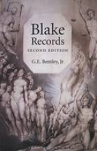 Bentley, G.e Blake Records 2e