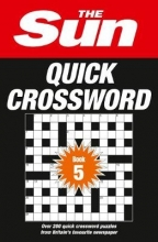 Sun, The Sun Quick Crossword Book 5