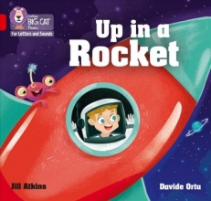 Jill Atkins Up in a Rocket